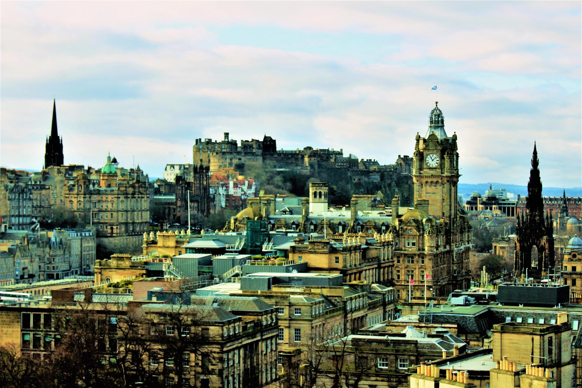 Edinburgh City Scotland